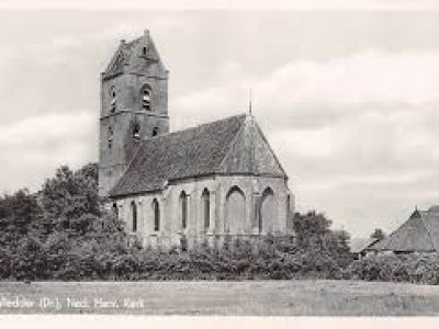 The church in the old days